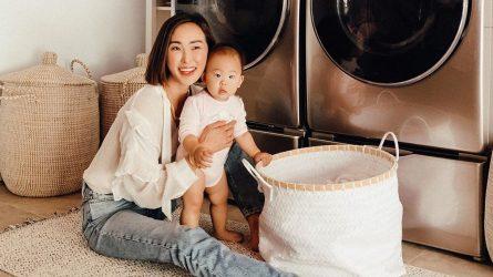 3 gợi ý trang phục ở nhà đẹp và thoải mái cho mẹ trẻ bận rộn