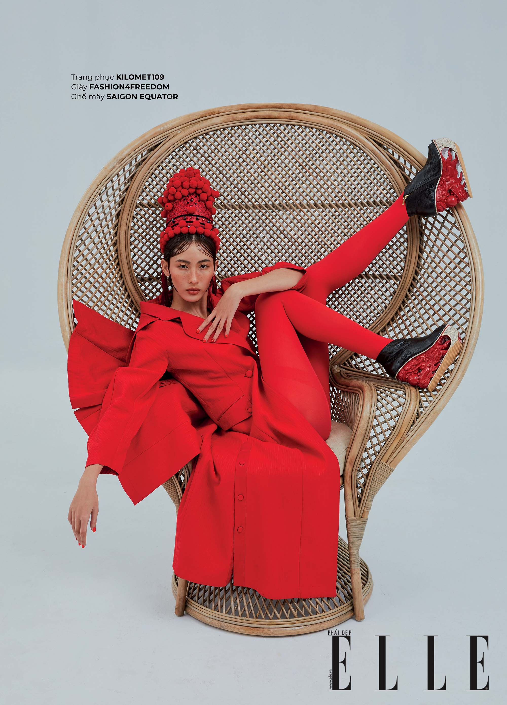 bộ ảnh thời trang trang phục Kilomet109