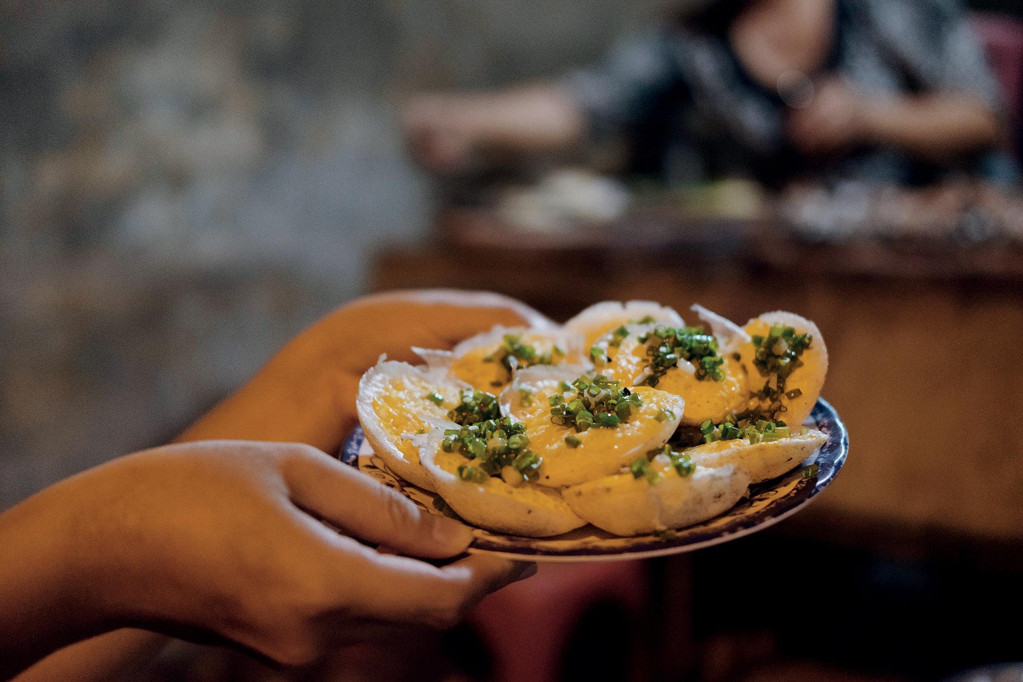 Ninh Thuận bánh căn