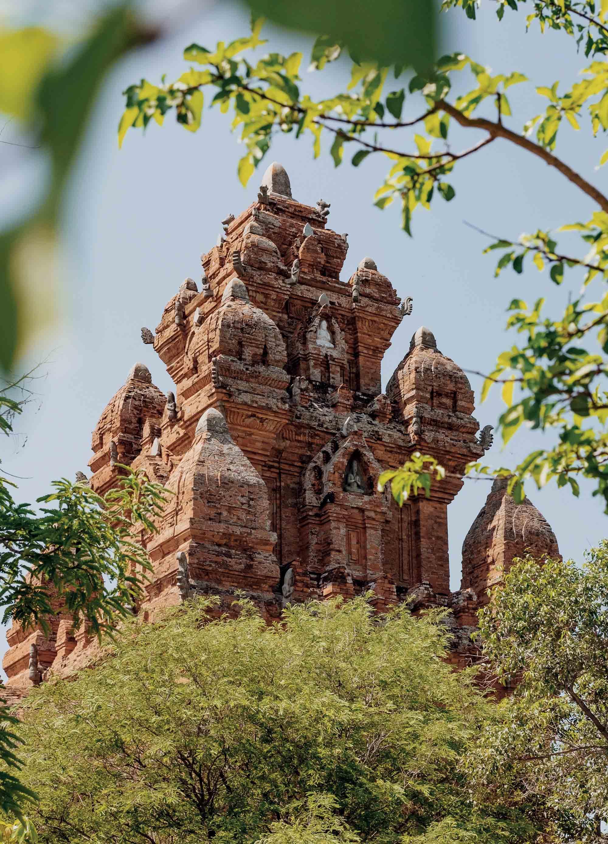 Ninh Thuận di tích tháp