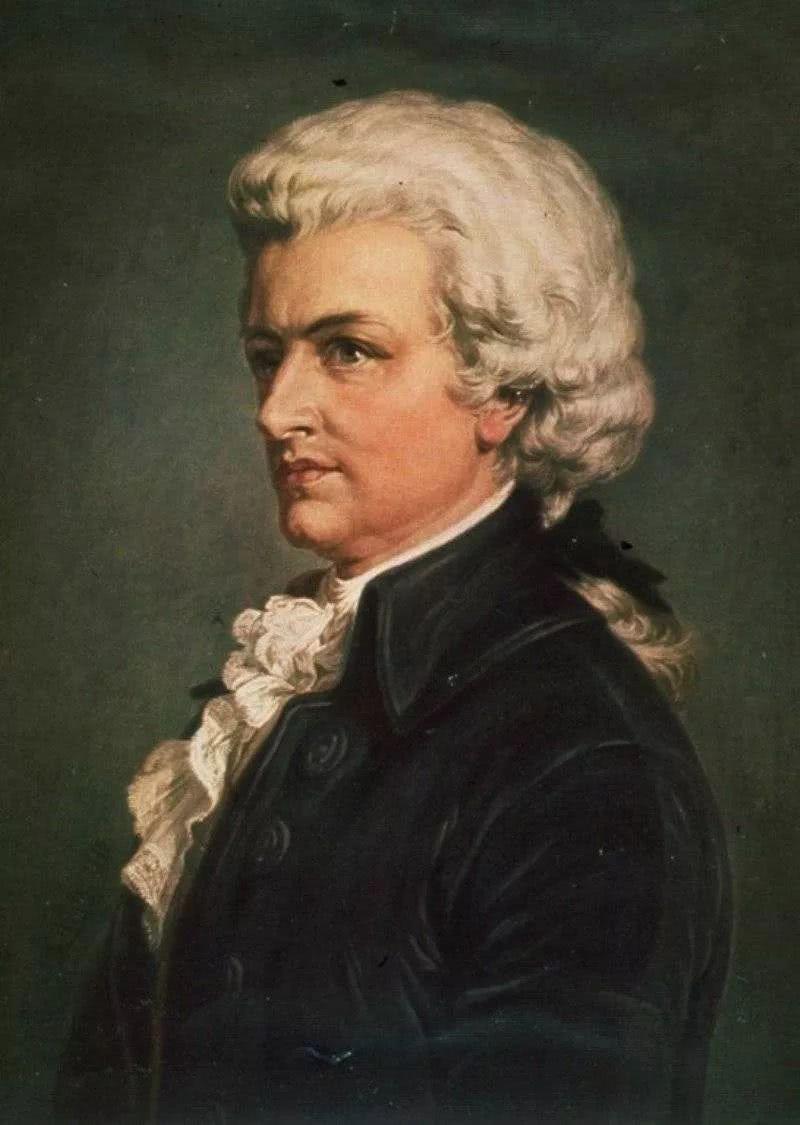 thiên tài âm nhạc Wolfgang Amadeus Mozart