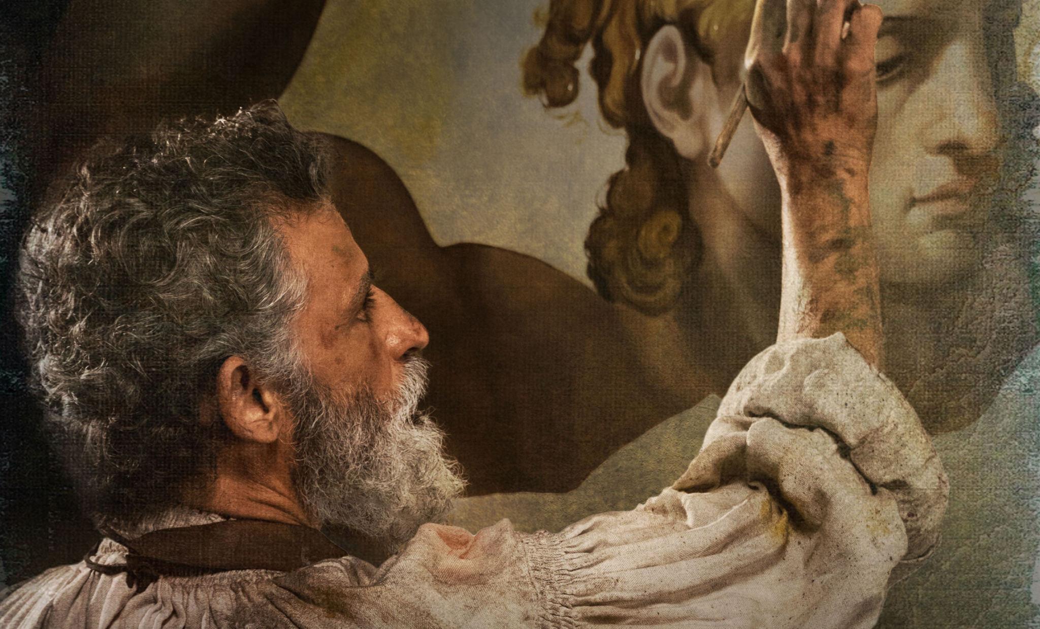 danh hoạ Michelangelo