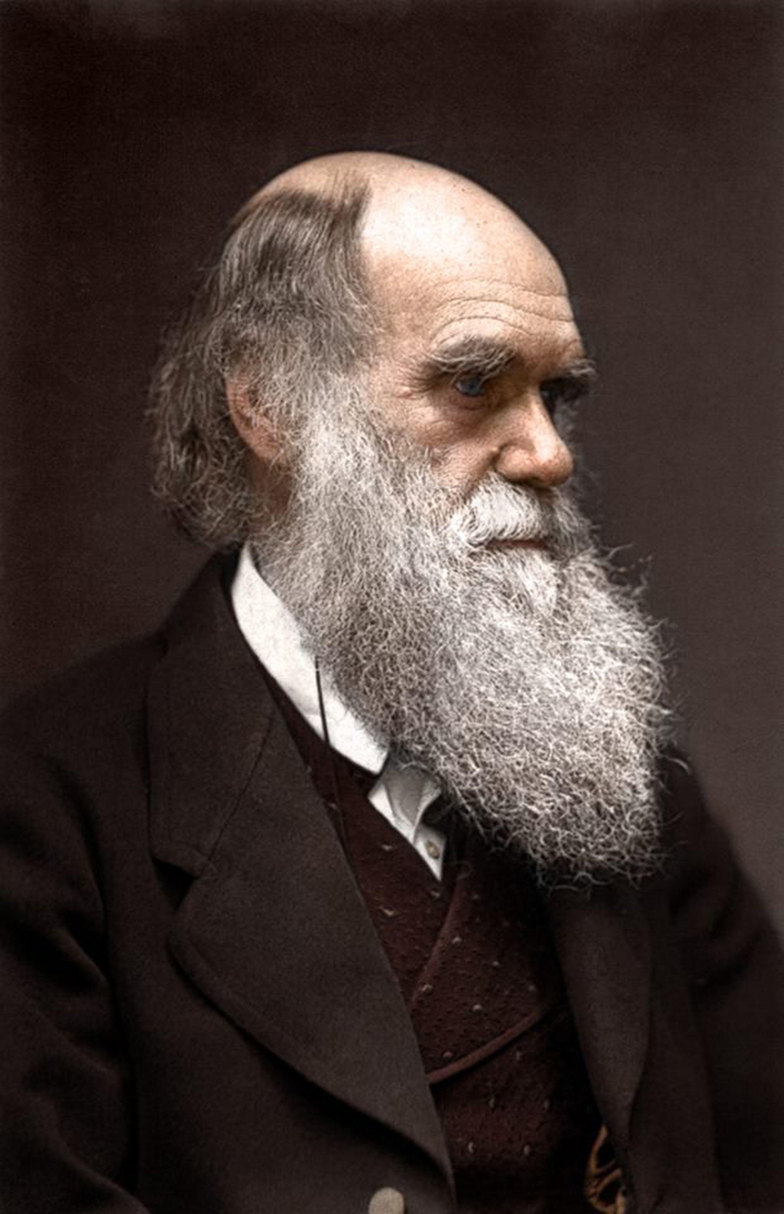 nhà sinh học Ϲharles Robert Darwin