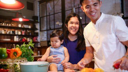 Thực đơn giảm cân tại nhà giúp cả gia đình đảm bảo sức khoẻ trong mùa dịch