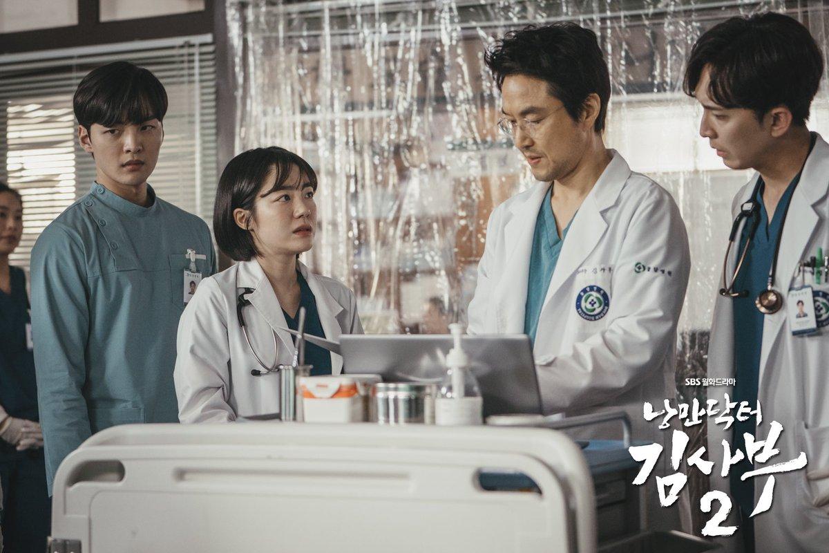 phim bác sĩ Người thầy y đức 2