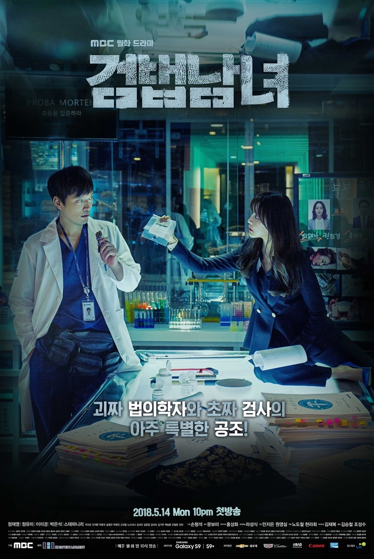 poster phim Investigation couple