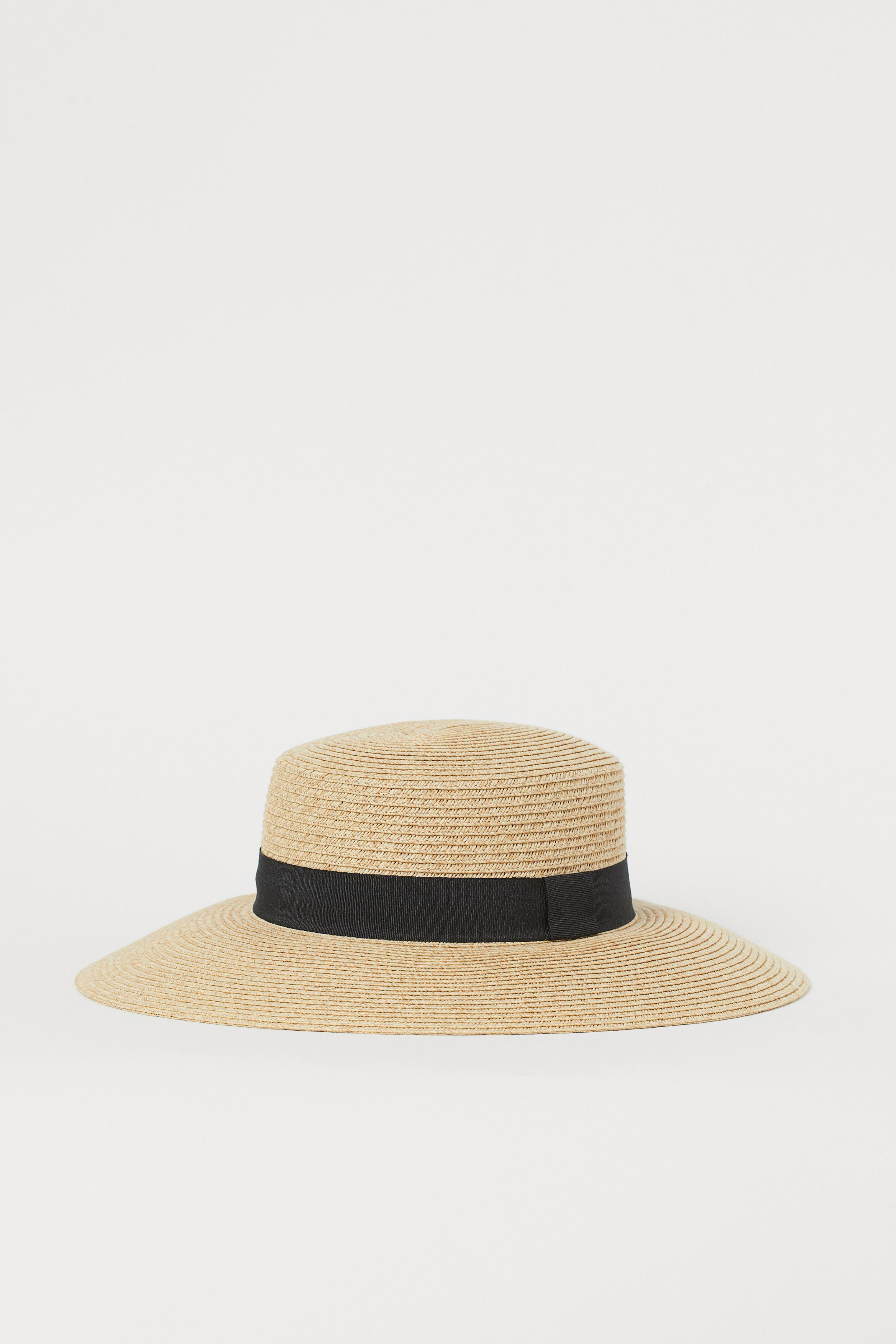 Mũ cói boater mùa Hè của H&M