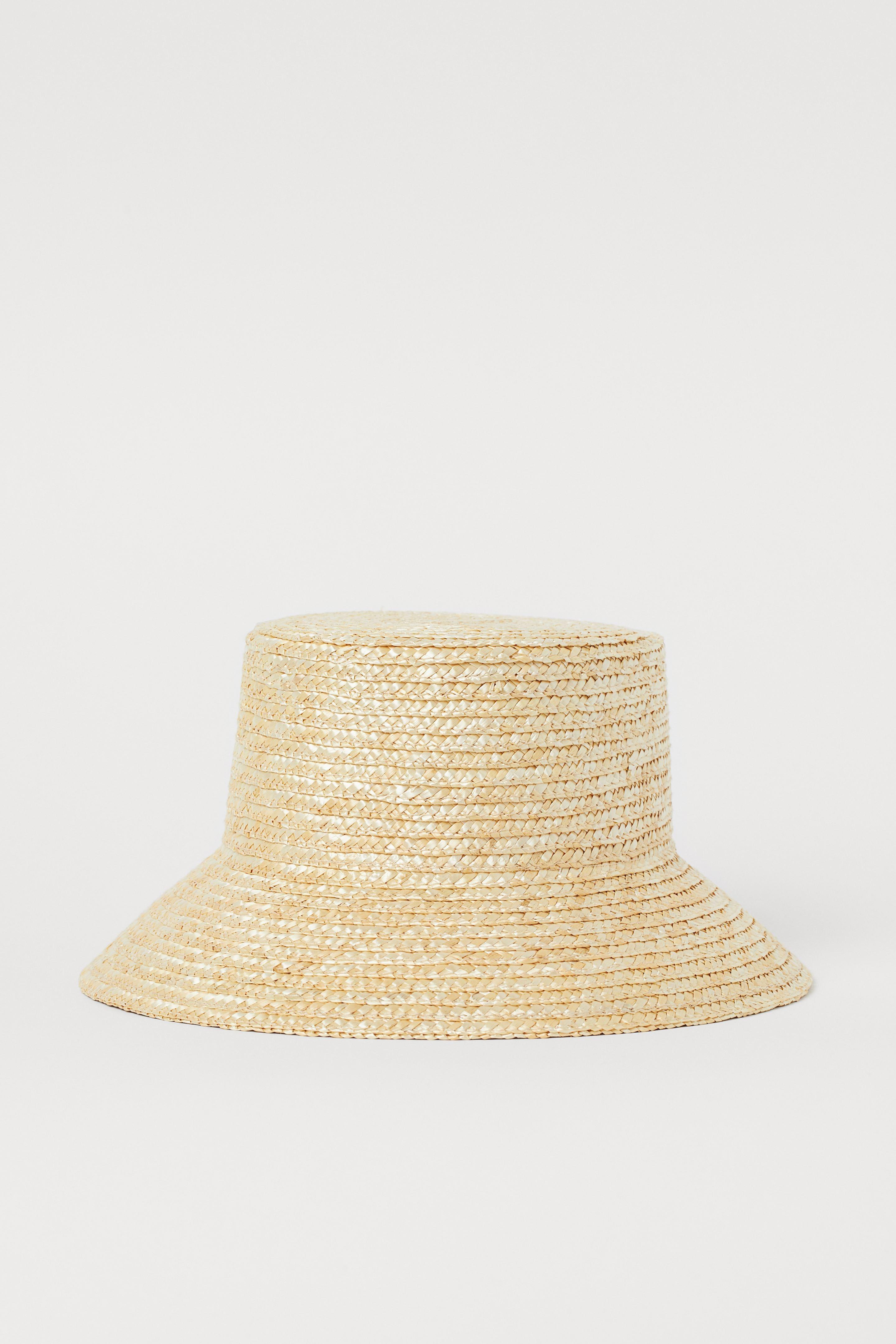 Mũ cói tai bèo mùa Hè H&M