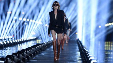 Saint Laurent bất ngờ rút khỏi Tuần lễ thời trang Paris 2020