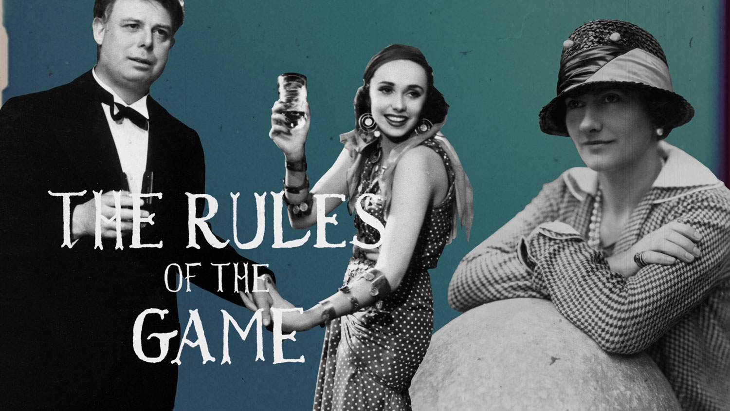 inside chanel - gabrielle chanel và phim The Rules of game