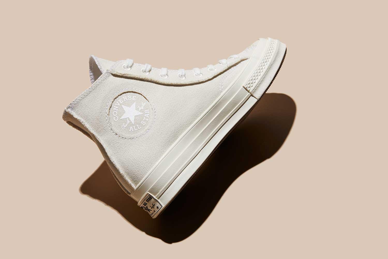 Converse Renew Cotton trắng trong dàn incubate sẽ lên kệ tại việt nam