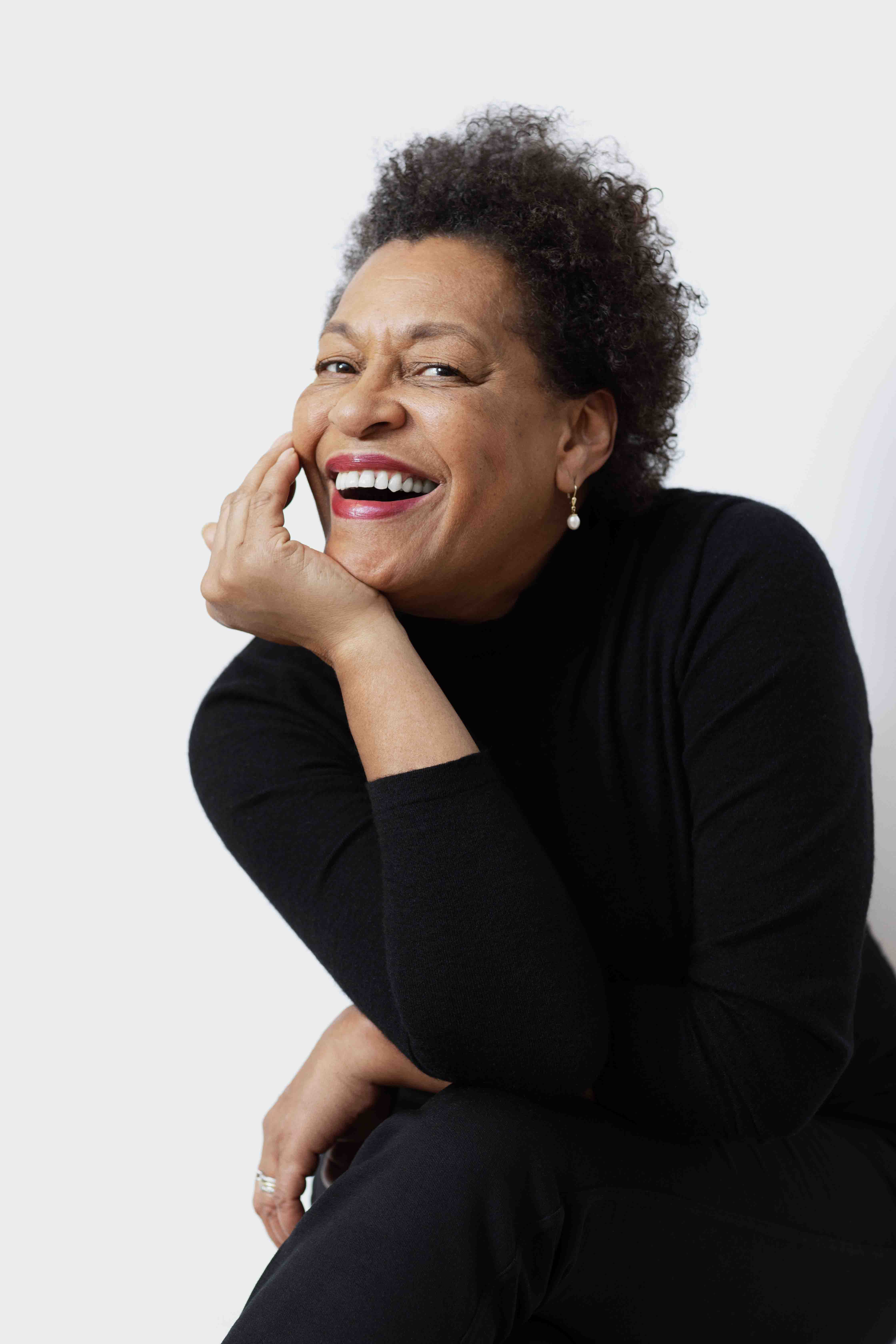 Visual arts mentor Carrie Mae Weems