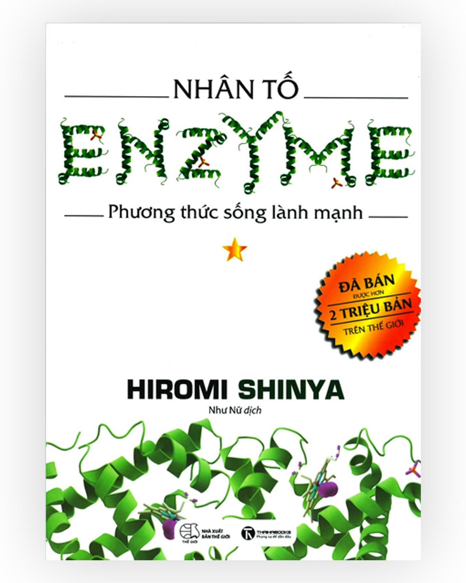 Sách Nhân tố Enzyme