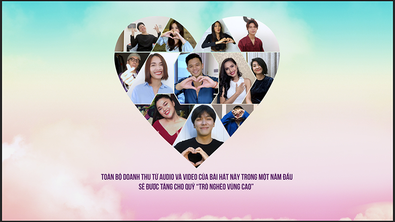 Trọng Hiếu MV Vì chúng ta yêu