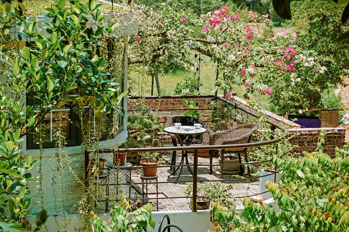 Nhà Bên Rừng - U Lesa (Hà Nội)