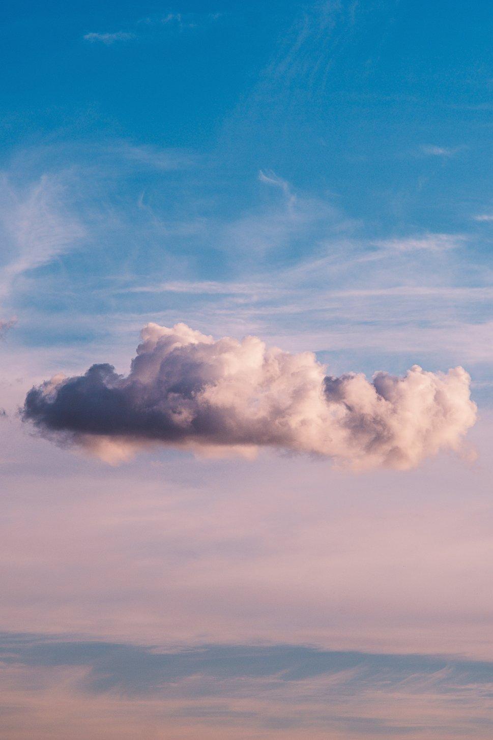 giấc mơ sống động đám mây