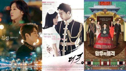 6 bộ phim Hàn Quốc lấy đề tài hoàng gia thời hiện đại