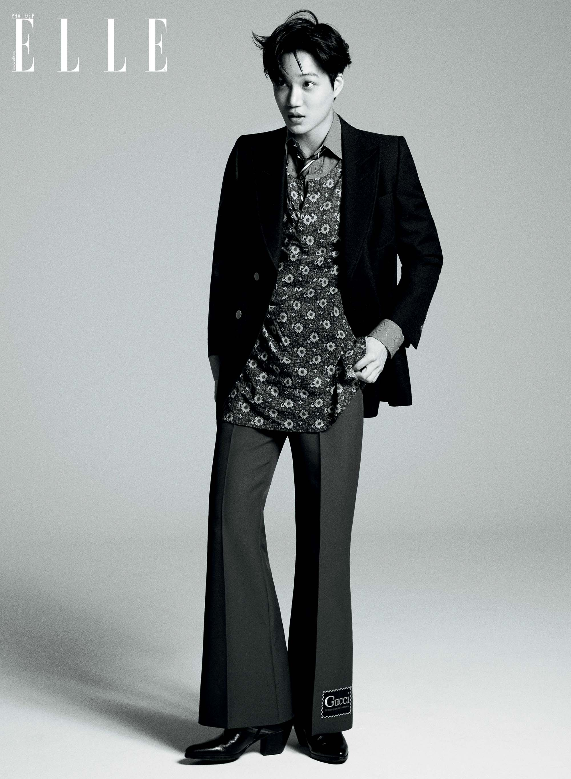 Kai EXO phong cách thời trang