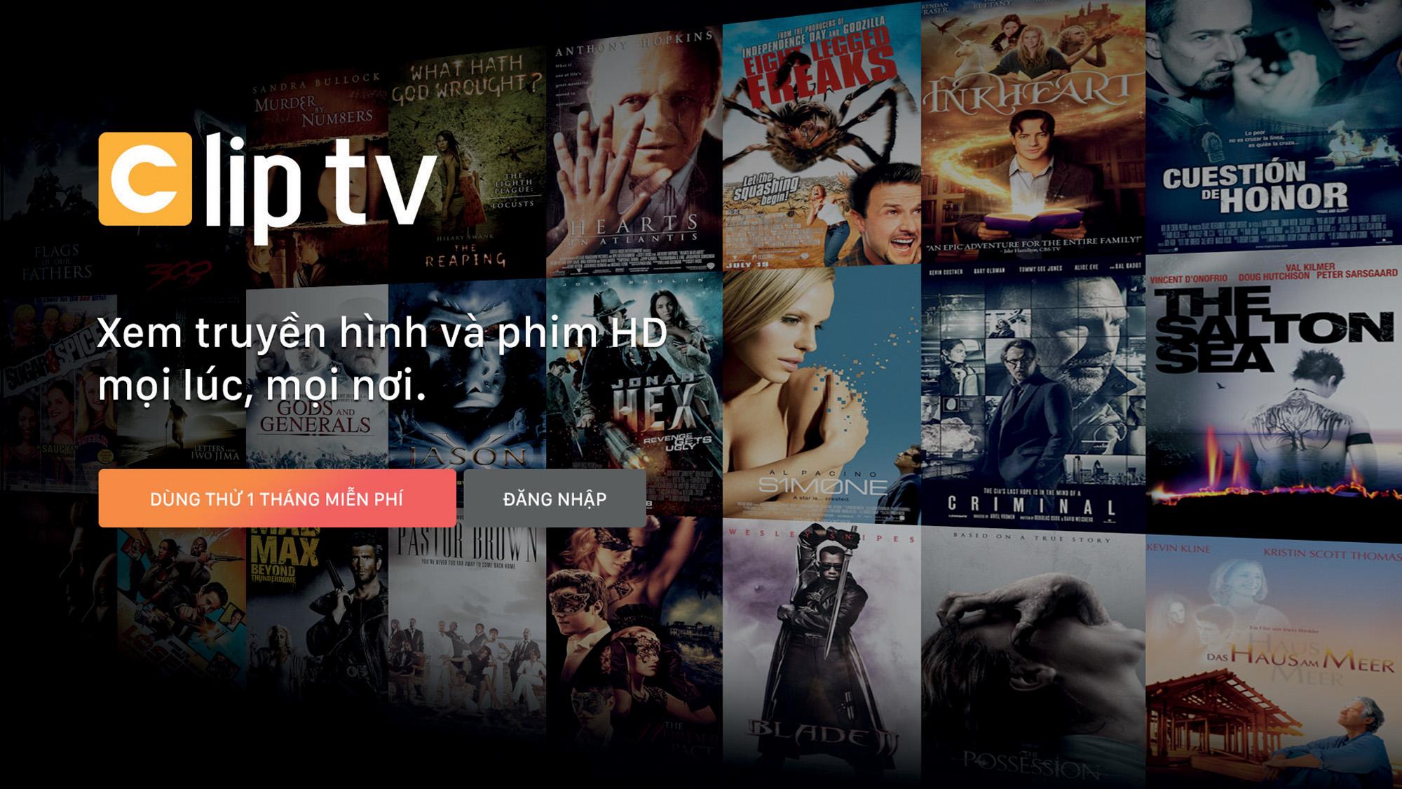 xem phim tại ứng dụng cliptv