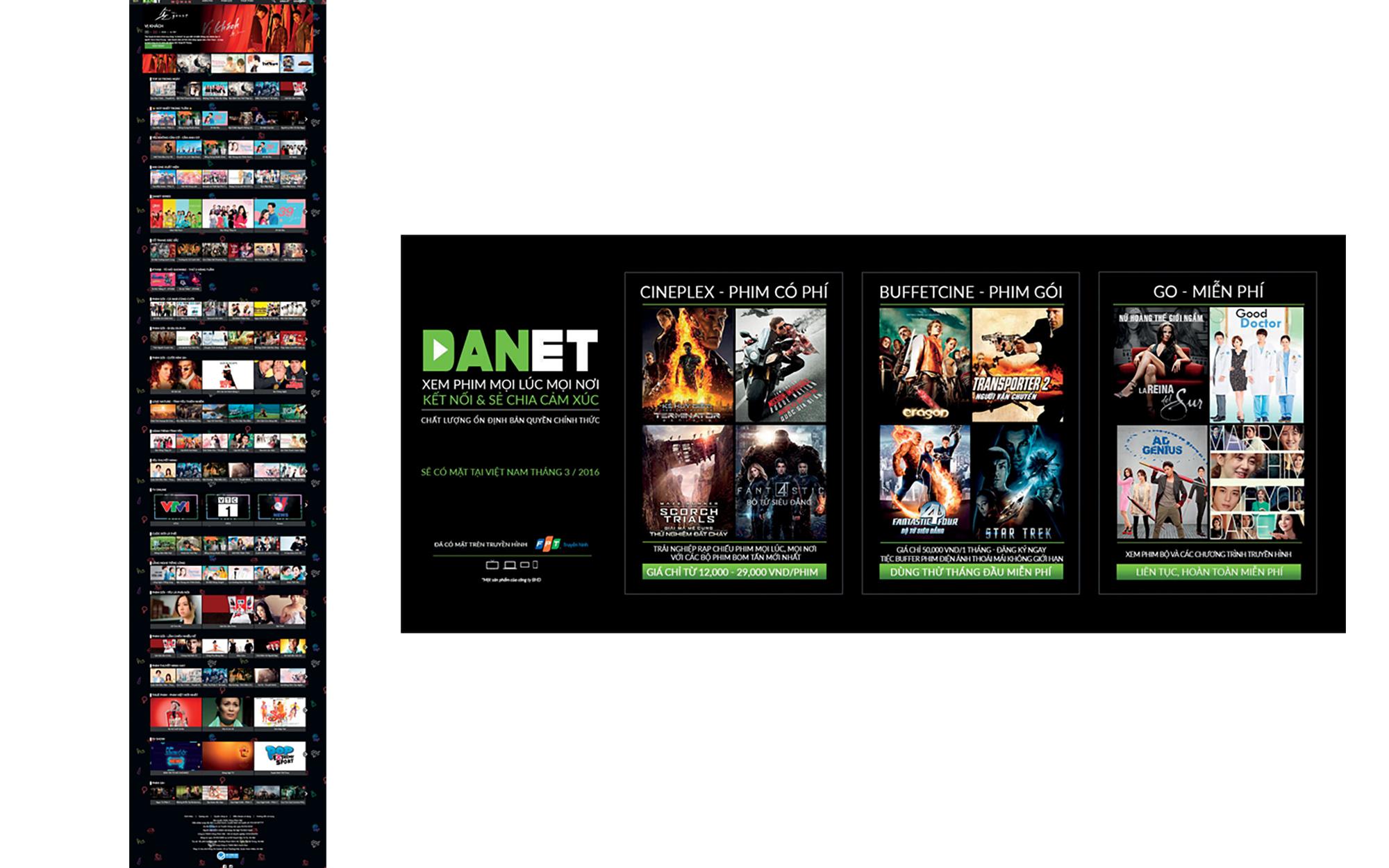 xem phim tại ứng dụng danet