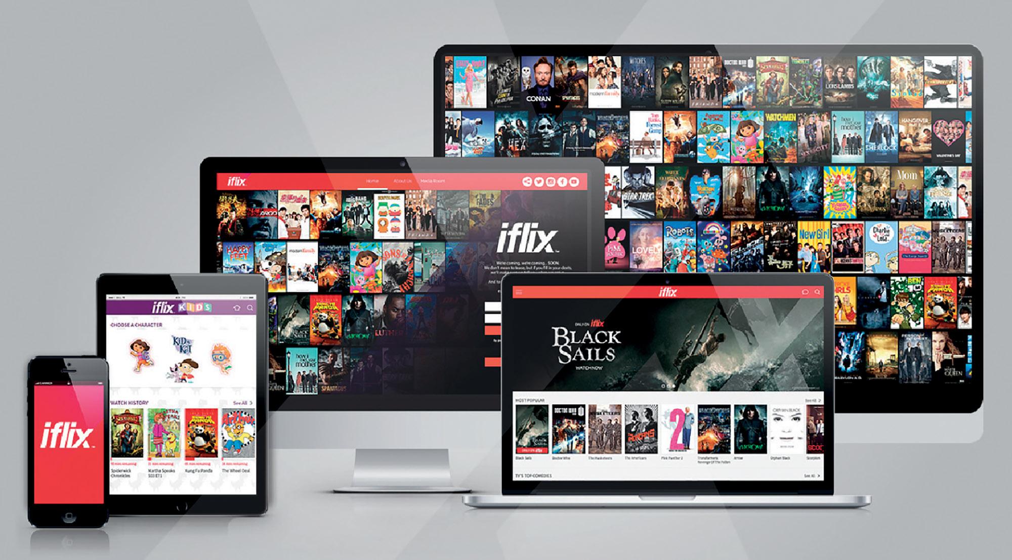 xem phim tại ứng dụng iflix