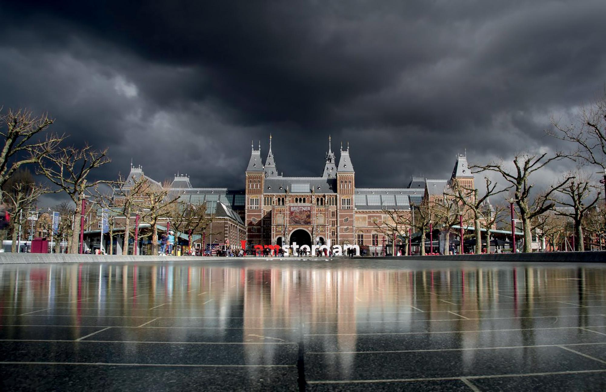 virtual tour bảo tàng tại Hà Lan