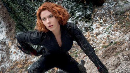 Scarlett Johansson - Nữ chiến binh từ điện ảnh đến đời thực