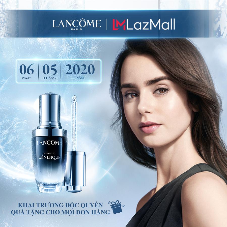Lần đầu tiên mỹ phầm Lancôme ra mắt gian hàng chính hãng tại LazMall.