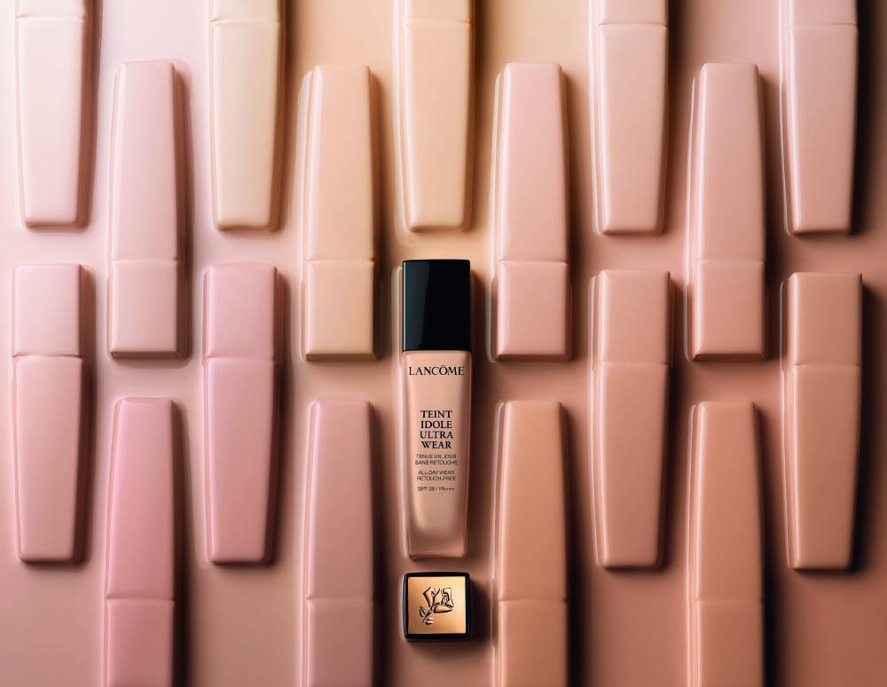 Lancôme - Teint Idole Ultra Wear.
