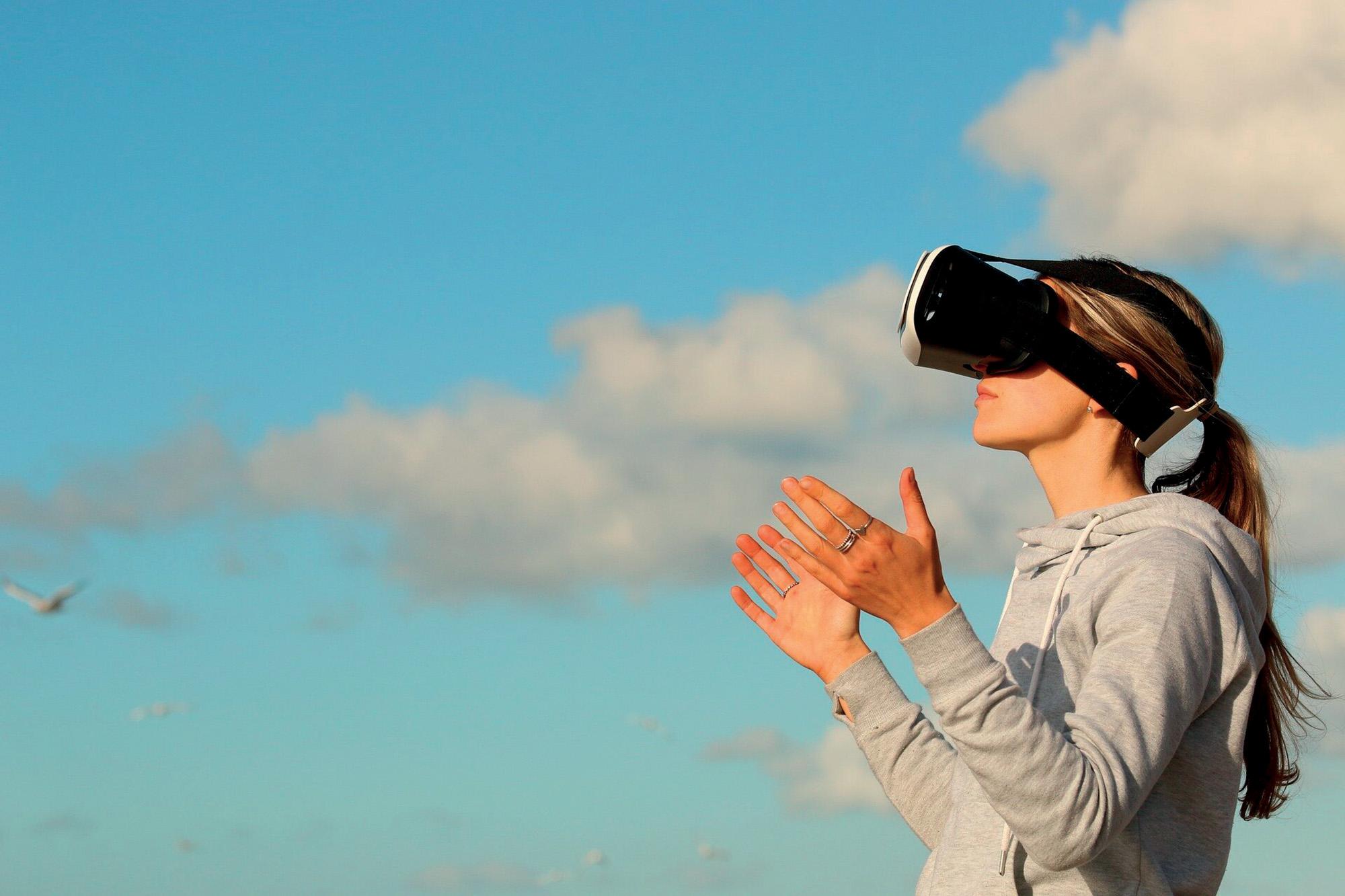 du lịch tại chỗ thực tế ảo