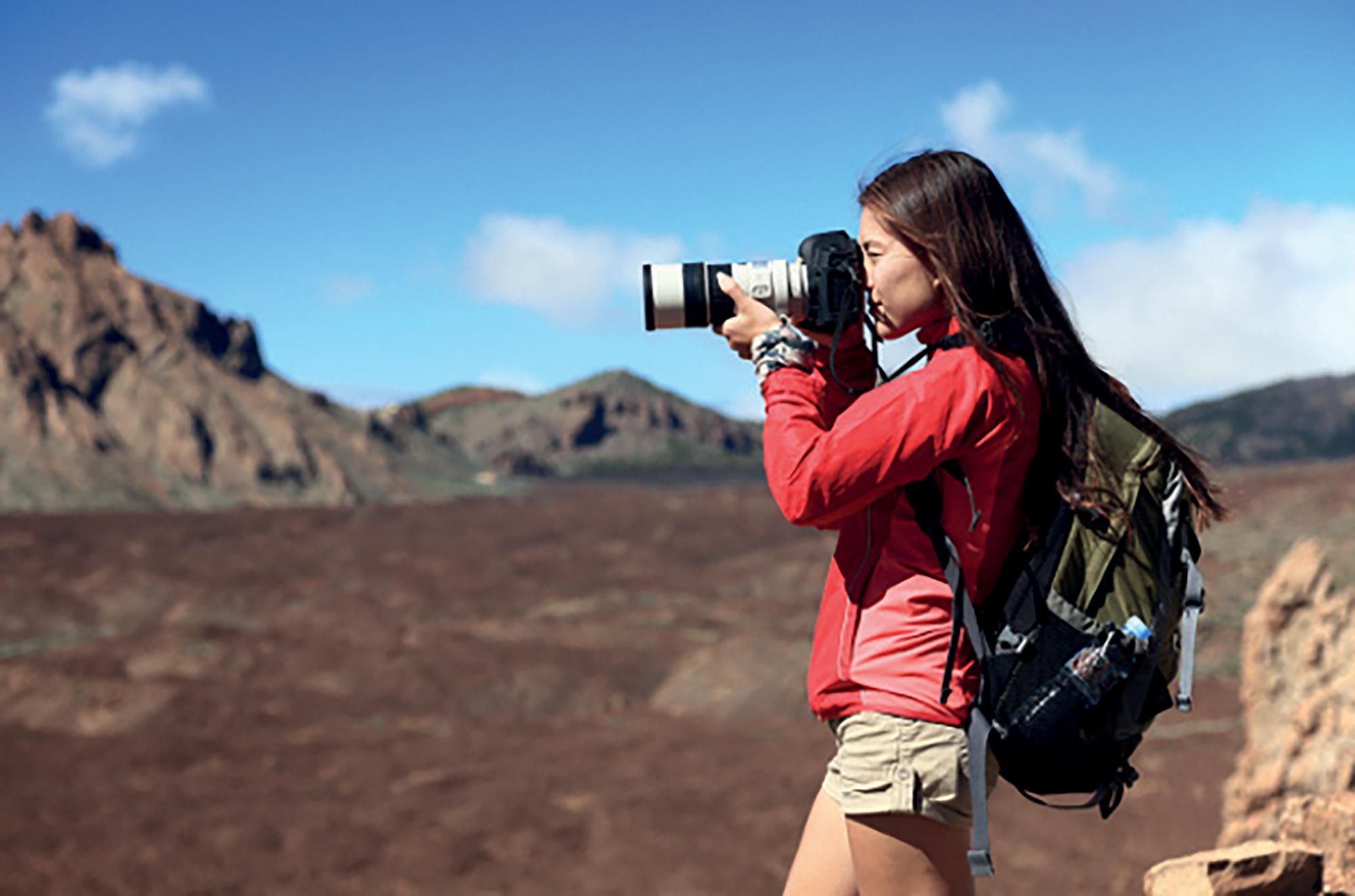 du lịch trau dồi kỹ năng chụp hình