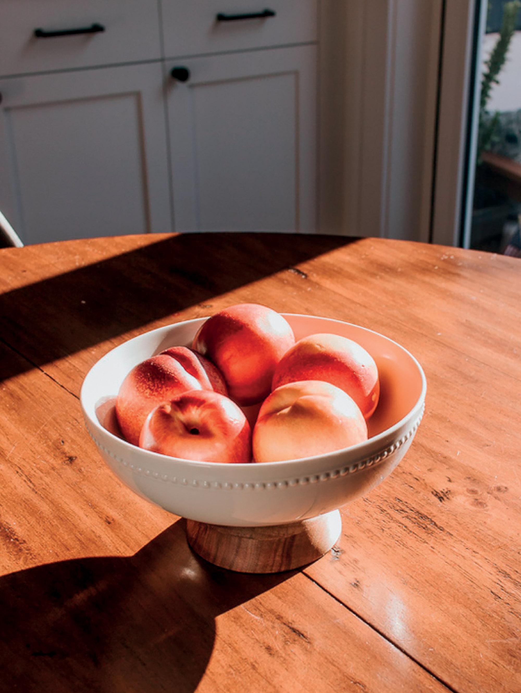 món đồ DIY bệ đựng trái cây