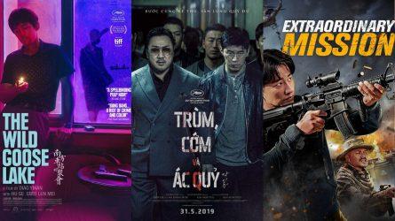 7 tựa phim hành động châu Á không thể bỏ qua