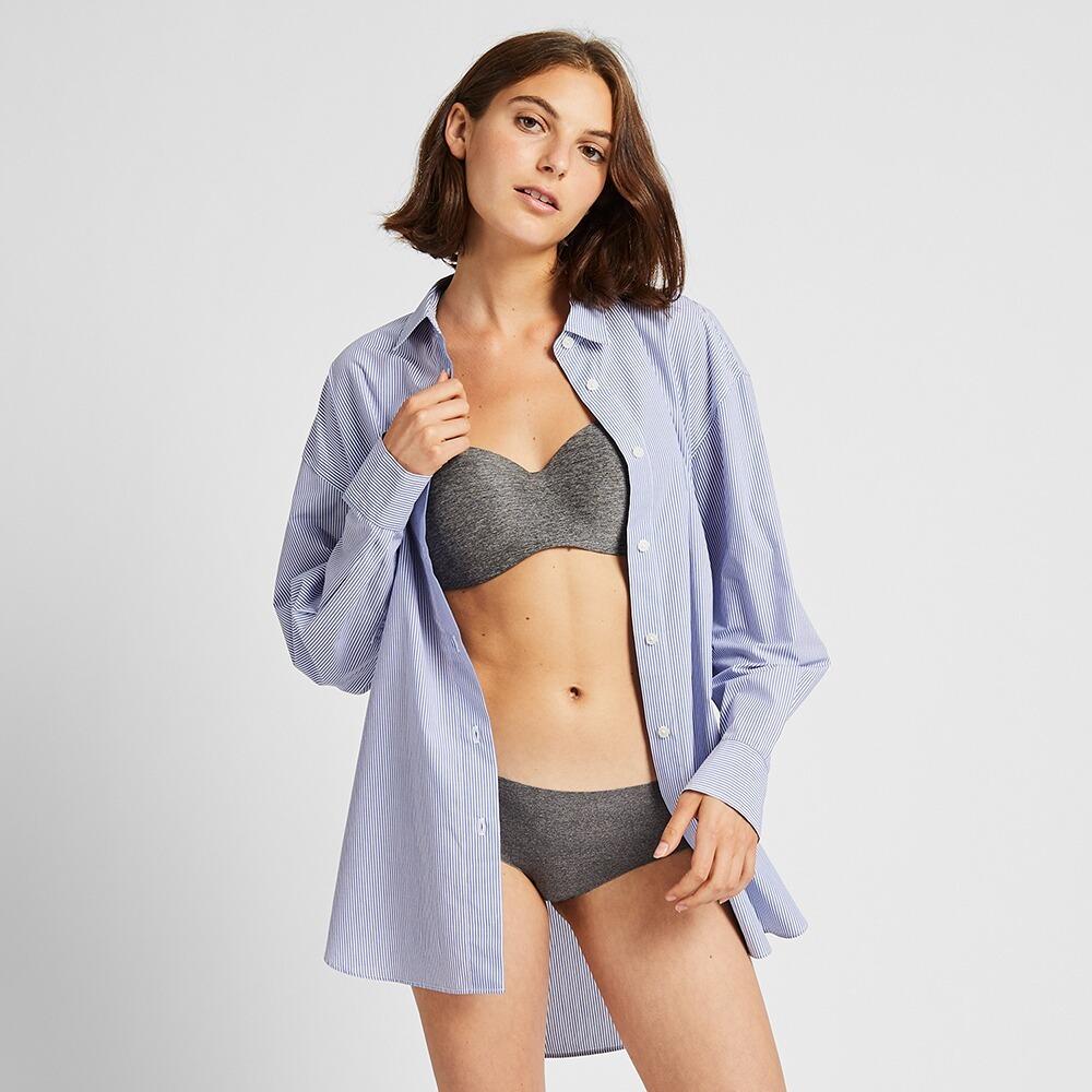 Áo lót nữ không dây Uniqlo