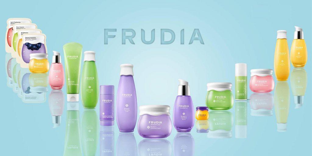 Frudia-Bộ sưu tập sản phẩm.