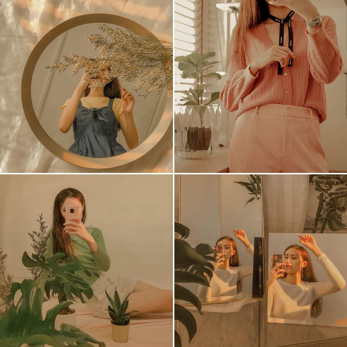 instagram phong cách artsy aesthetic nghệ thuật annmarieyang