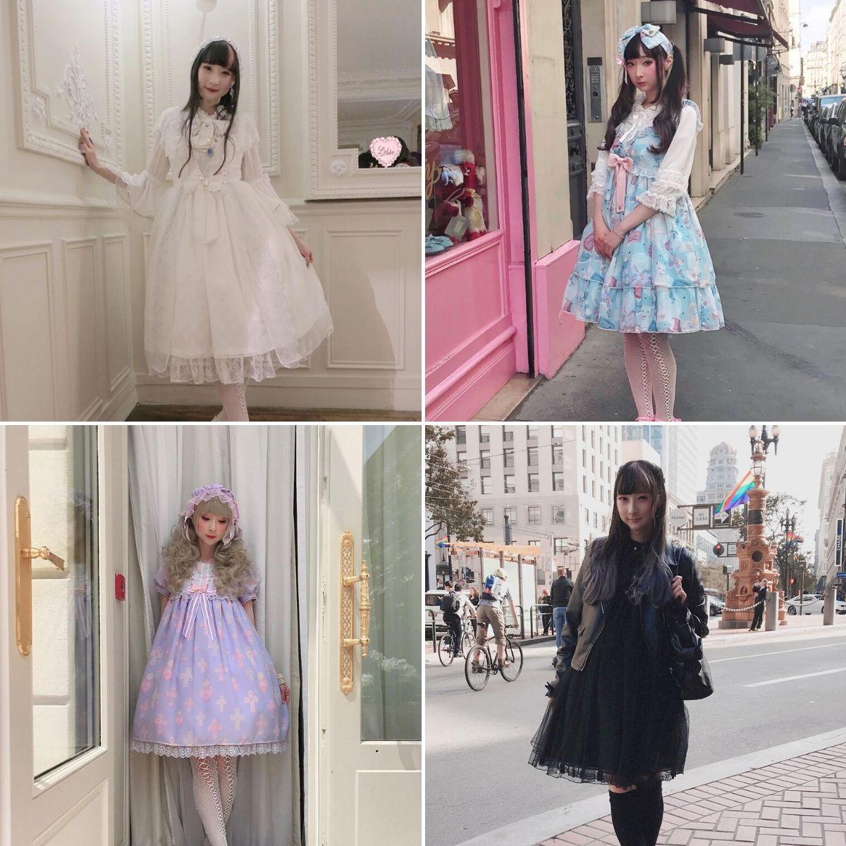 rinrindoll lolita aesthetic instagram
