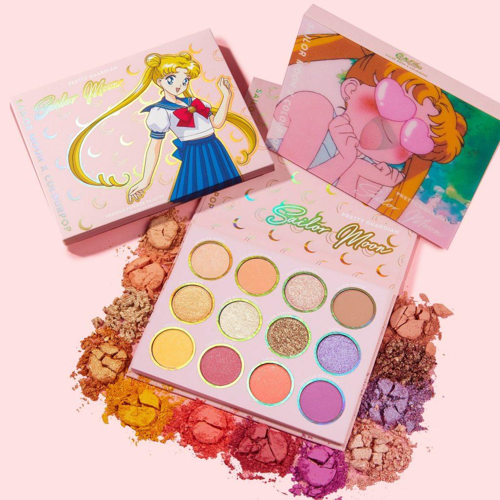BST Sailor Moon x ColourPop