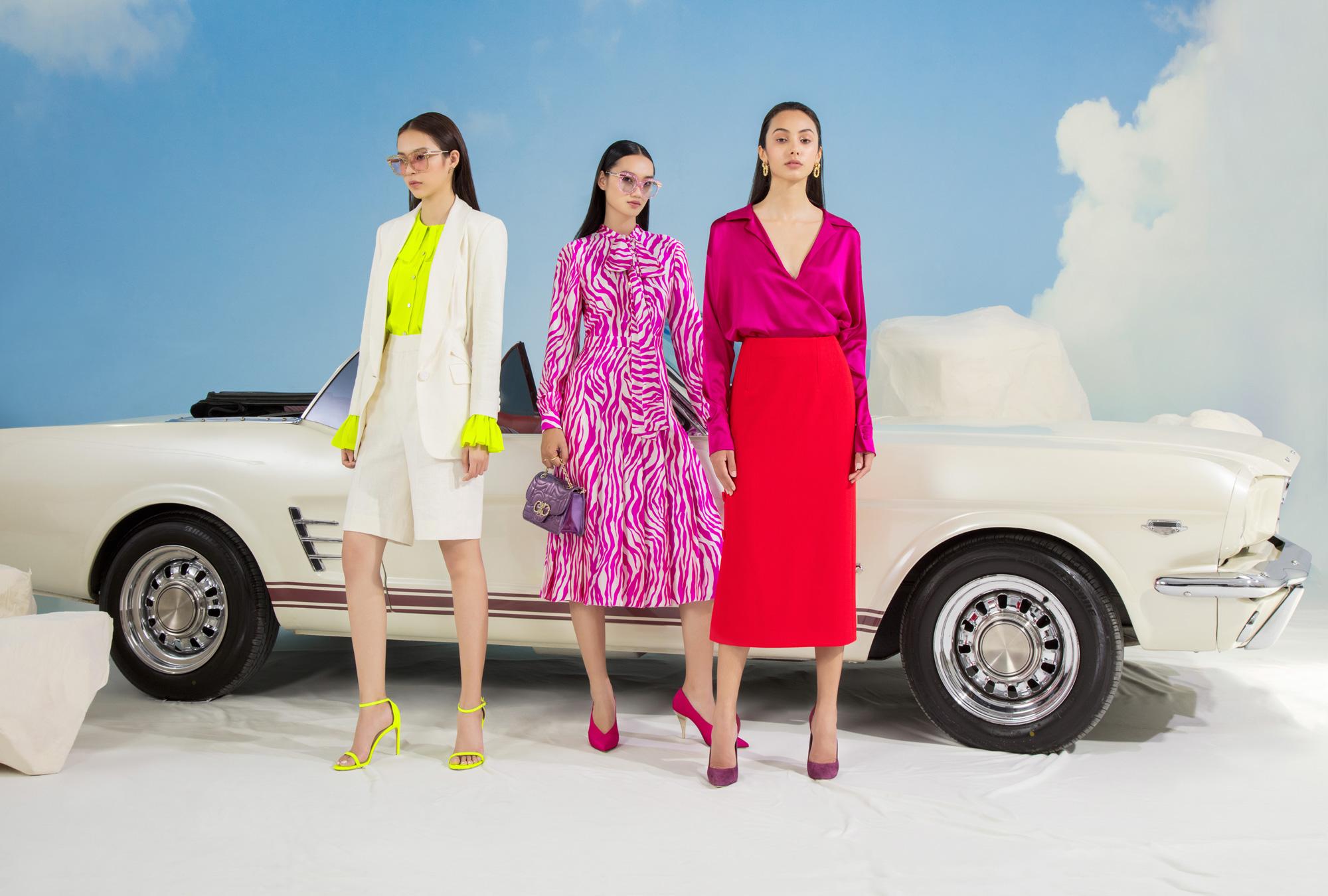local brand việt nam trang phục nổi bật bst capsule 2020 của ntk công trí