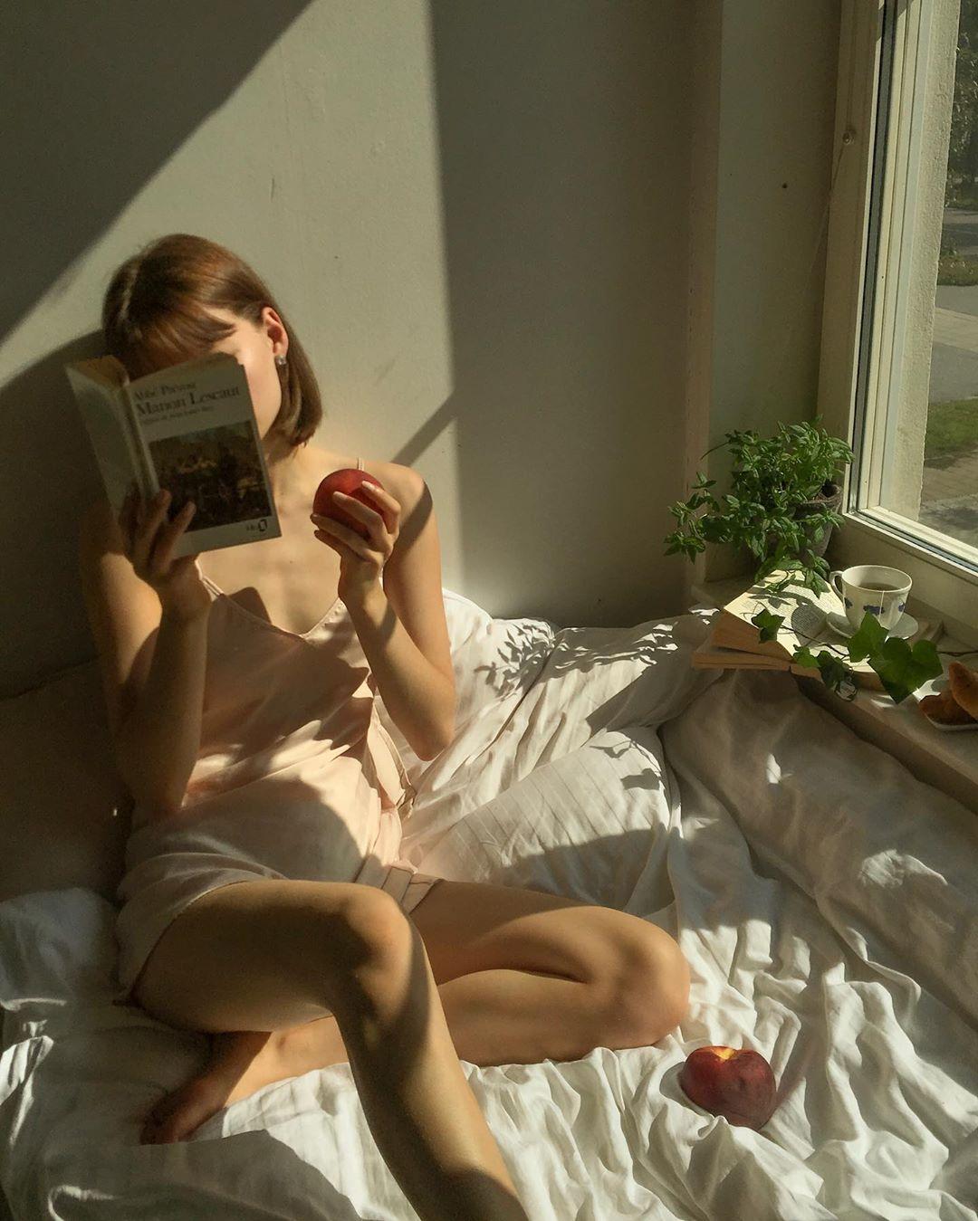 bộ đầm ngủ slip dress gabi wahl