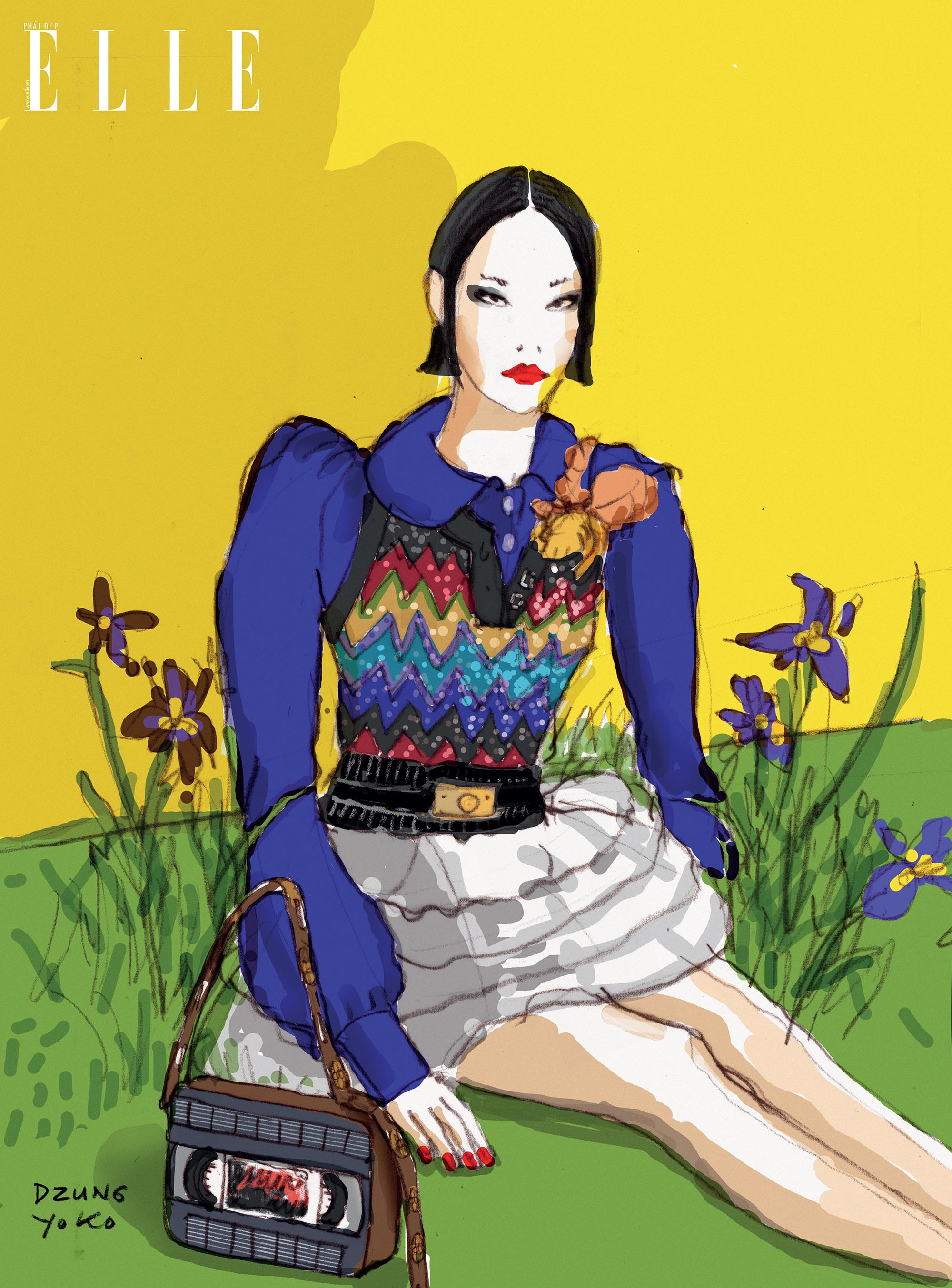 thời trang trang phục Xuân Hè Louis Vuitton