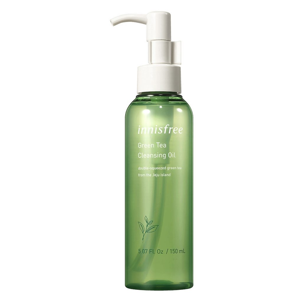 cleansing oil của innisfree