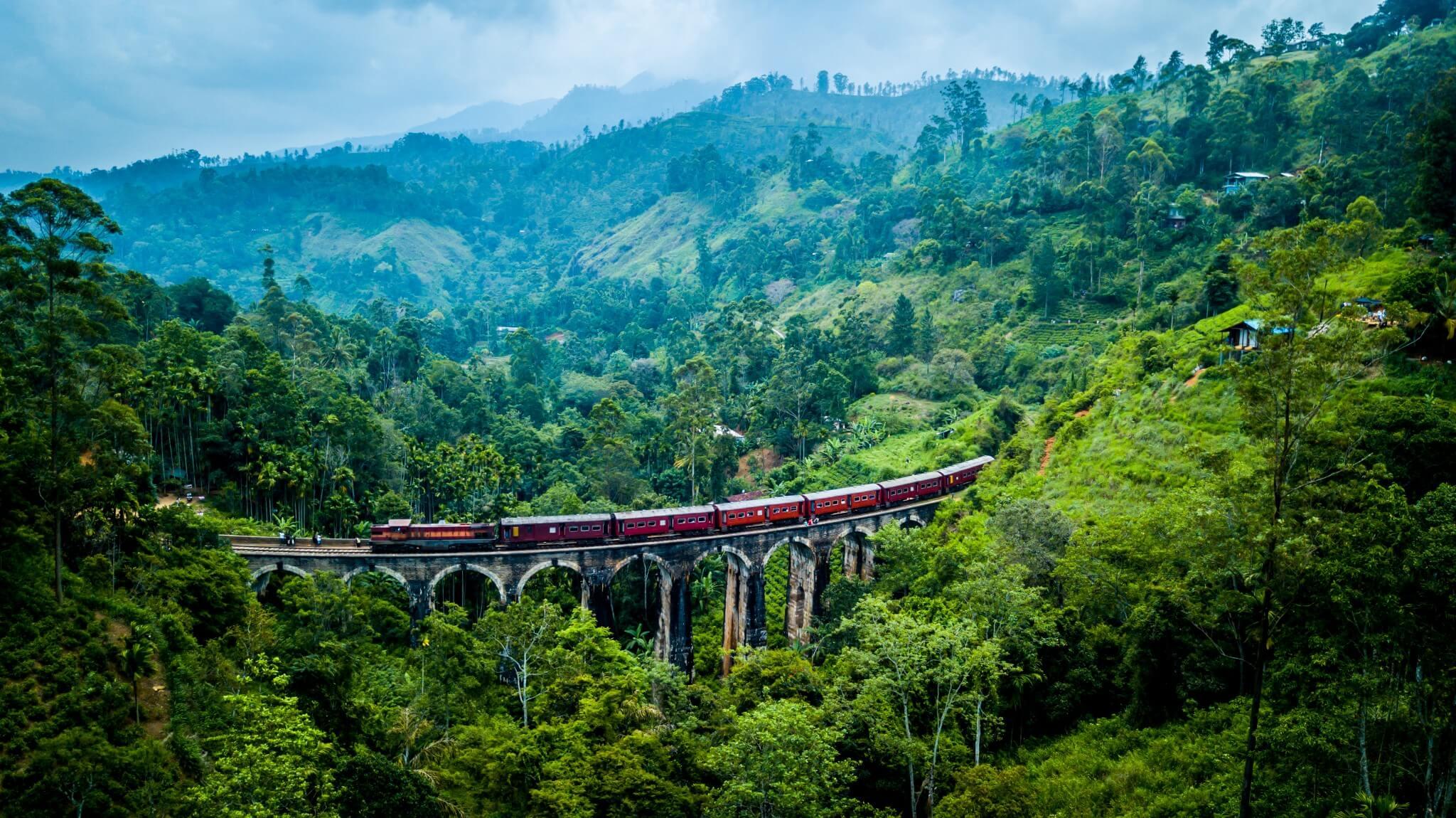 sri lanka địa điểm du lịch