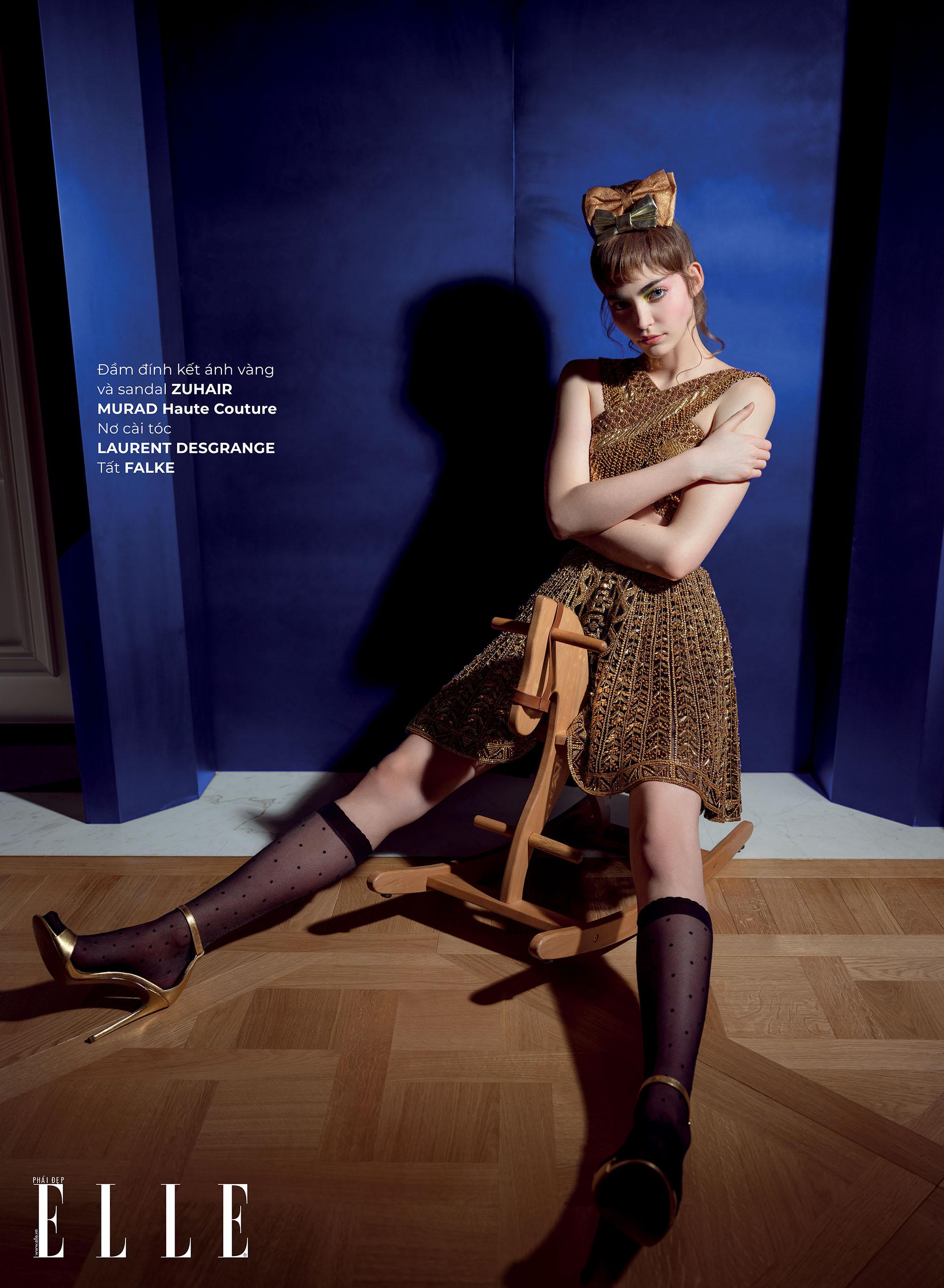 haute couture bộ ảnh thời trang
