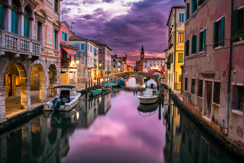 điểm đến Venice