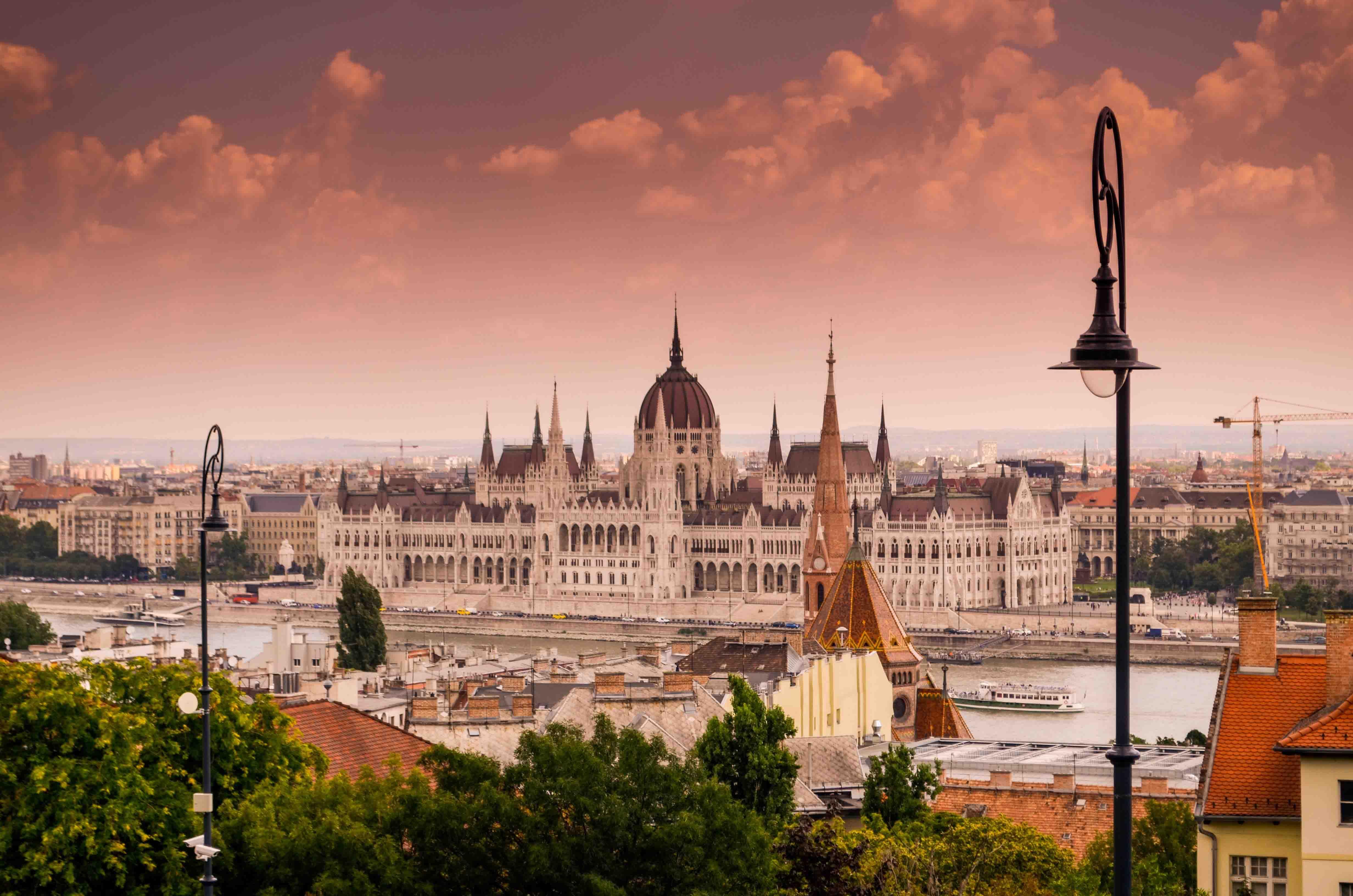 Du lịch Budapest