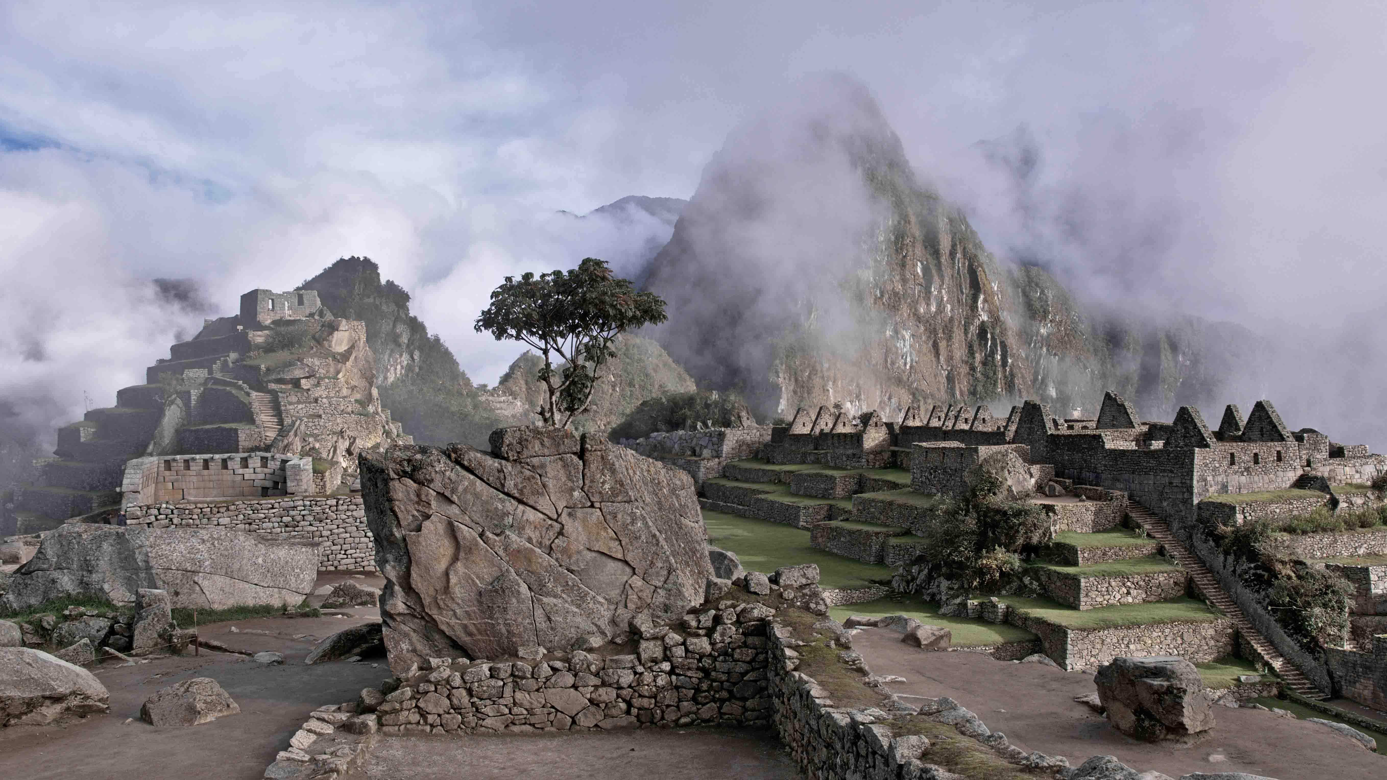điểm đến Machu Picchu