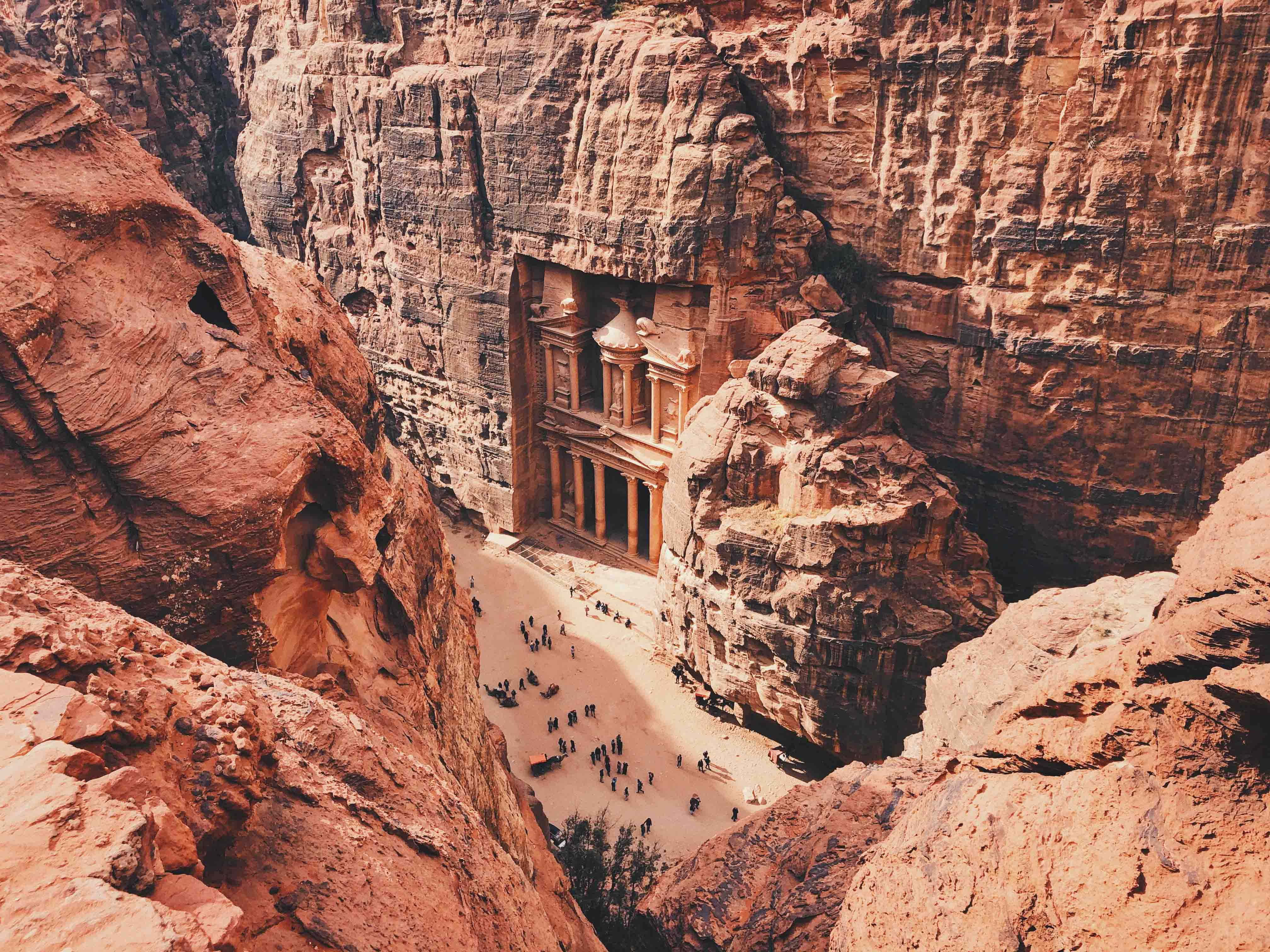 điểm đến Petra