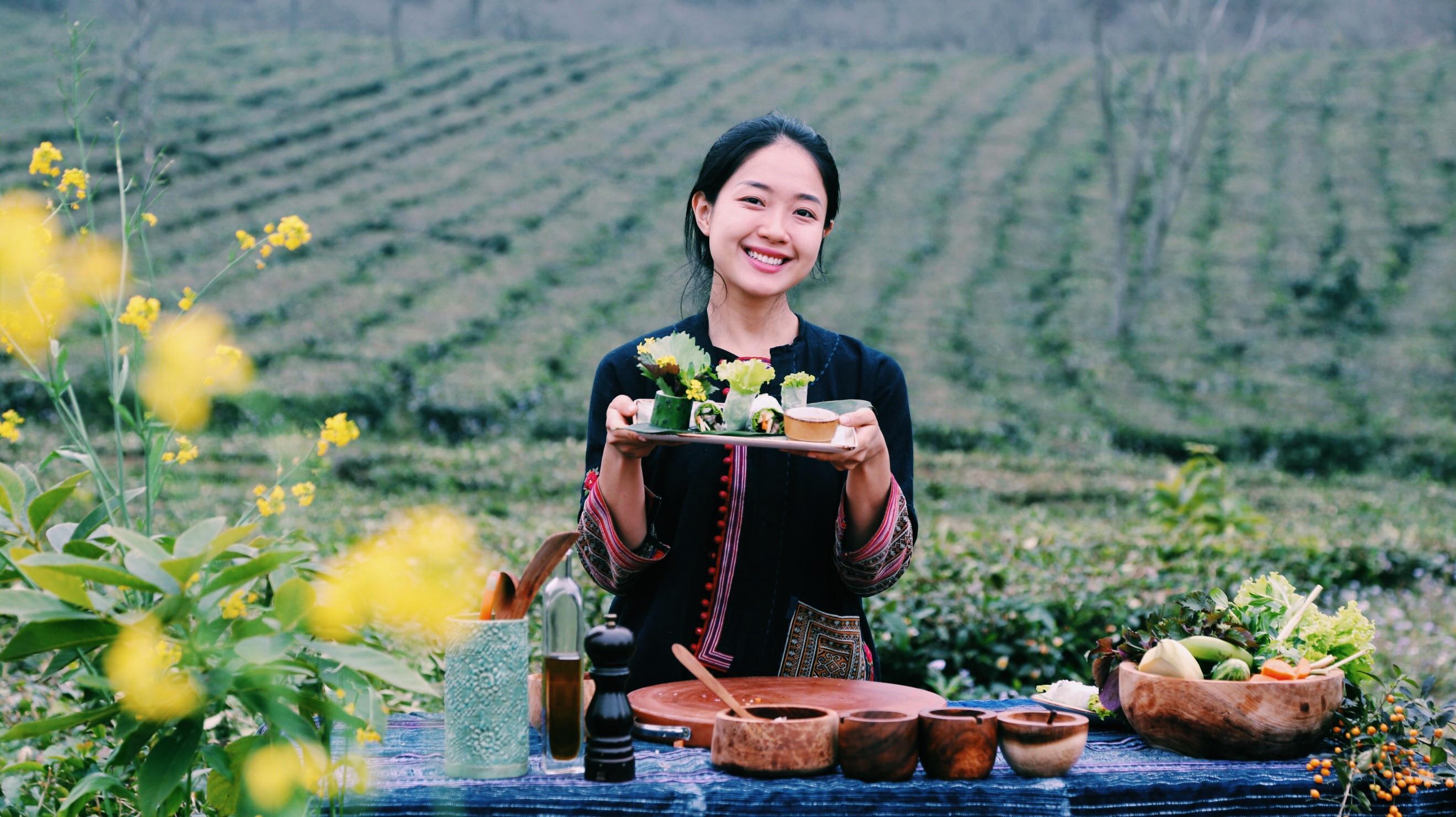 kênh ẩm thực Vuong Anh's Cooking Journey