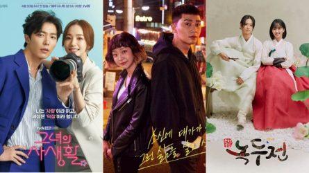 11 phim Hàn chuyển thể từ webtoon không thể bỏ qua